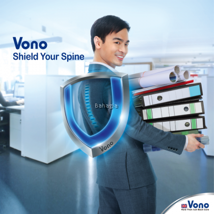 Vono Ortho Shield Mattress (15 Years Warranty)