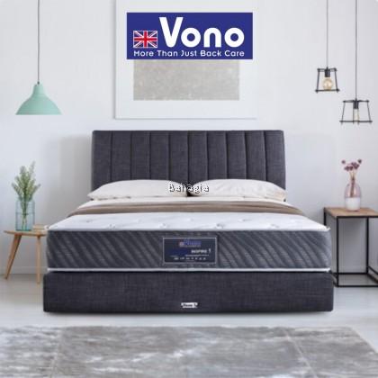 Vono ErgoBed Inspire I,II,III Mattress (15 Years Warranty)