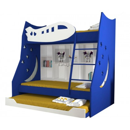 Aeroplane Bunk Bed