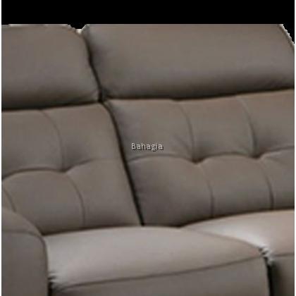 Jim Leather Sofa Set