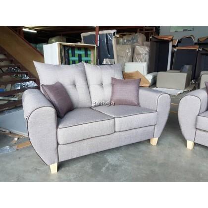 Tibor 2+3 Sofa Set (Washable Fabric Sofa)