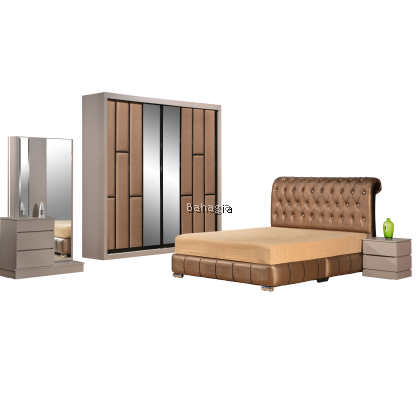 Pandora Bedroom Set
