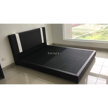 Casa Leather Bedframe