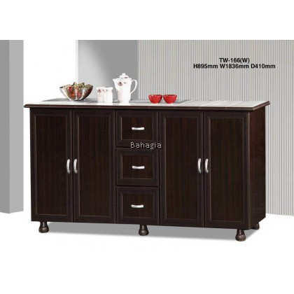 Jenson Kitchen Cabinet (Low)
