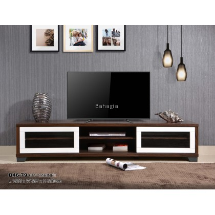 Campton 6ft TV Cabinet
