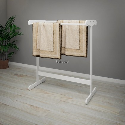 Wooden Drying Rack - Low