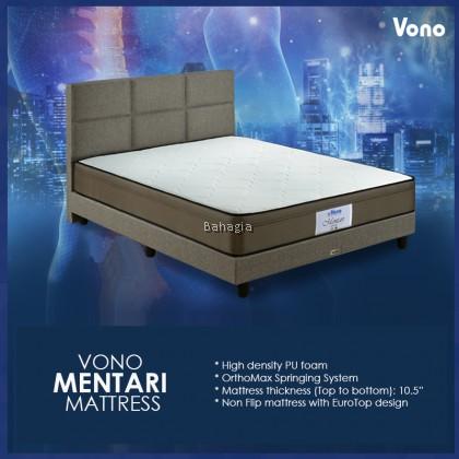 Vono Mentari Mattress With Bedframe