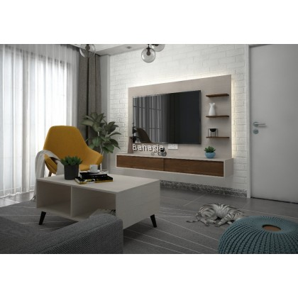 Marimar Coffee Table + TV Unit