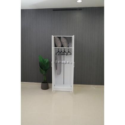Alya 2 Door Wardrobe