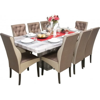 Berios 1+8 Dining Set