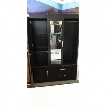 Armoire 3 Door Wardrobe