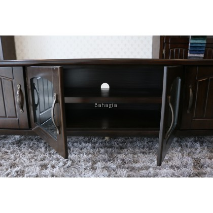 Brono 6'TV Cabinet + Coffee Table