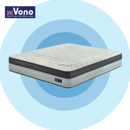 Vono Meganne Mattress (15 Years Warranty)