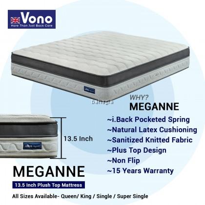 Vono Meganne with Meganne Bedframe