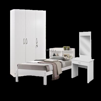 Zania Bedroom Set