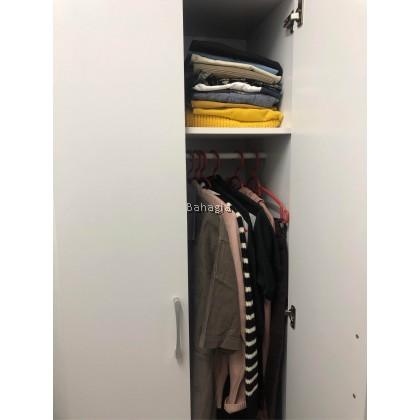 Flair 3 Door Wardrobe