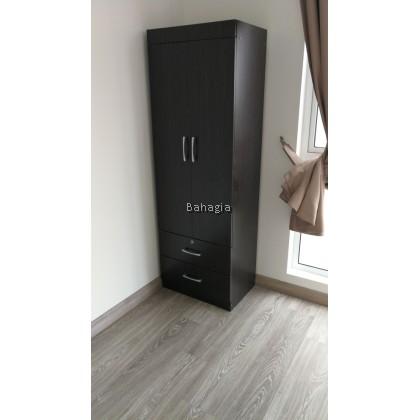 Alfredia 2 Door Wardrobe