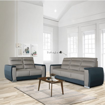 ALTO 2+3 SEATER FABRIC SOFA