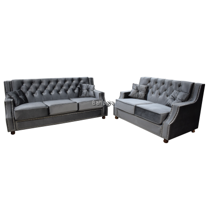 MANHANTHAN Velvet Sofa Series