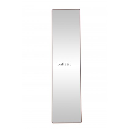 Scarlet Standing Mirror
