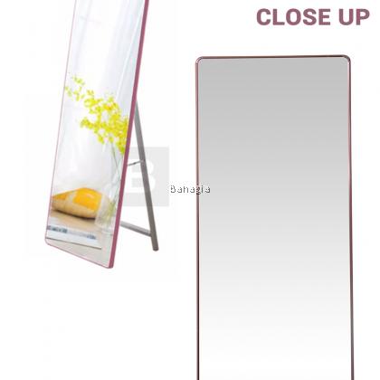 Scarlet Standing Mirror