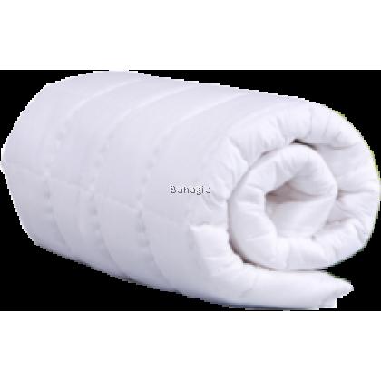 Comfort Plus Lambswool Topper