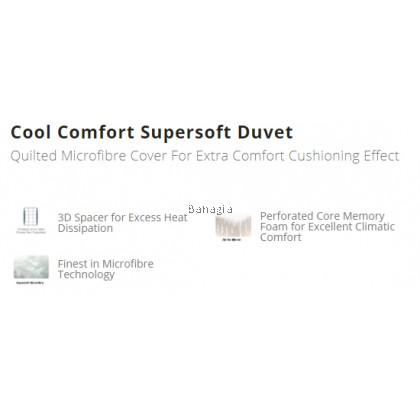 Cool Comfort Supersoft Duvet