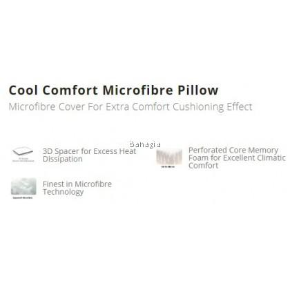 Cool Comfort Microfibre Pillow