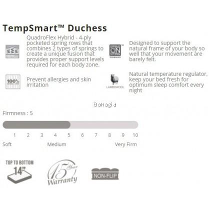 Slumberland TempSmart Duchess Mattress