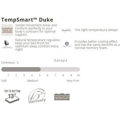 Slumberland TempSmart Duke Mattress