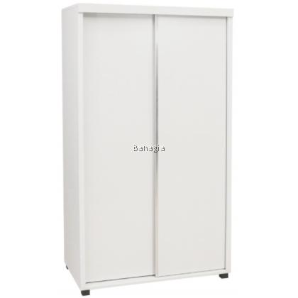 Warner White Wardrobe