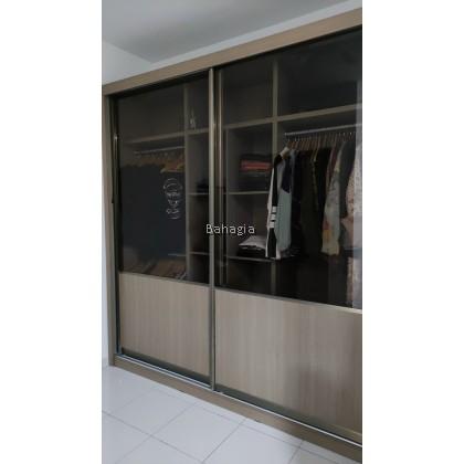 Tatami Sliding Door Wardrobe
